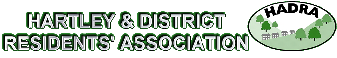 Hartley & District Residents' Association logo