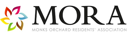 Monks Orchard Residents' Association logo