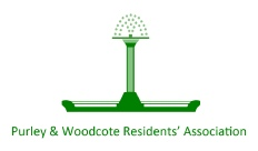 Purley & Woodcote Residents' Association logo