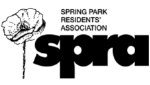 Spring Park Residents' Association logo